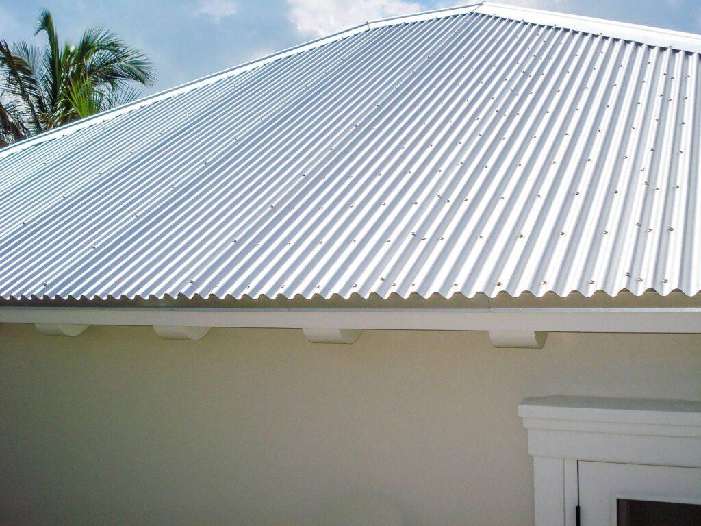 Corrugated Metal Roof-Metro Metal Roofing Company of Sarasota